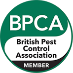 Logo BPCA British Pest Control Association